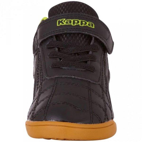 Buty dla dzieci Kappa Furbo K czarno-żółte 260776K 1140