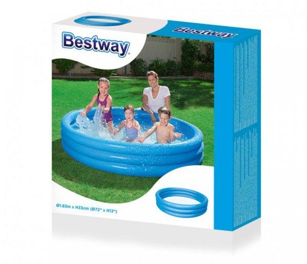 Basen dmuchany Bestway 183x33cm 51027 5679