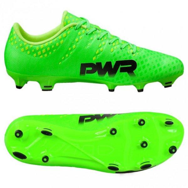Buty piłkarskie Puma Evo Power Vigor 3 FG zielone 103956 01