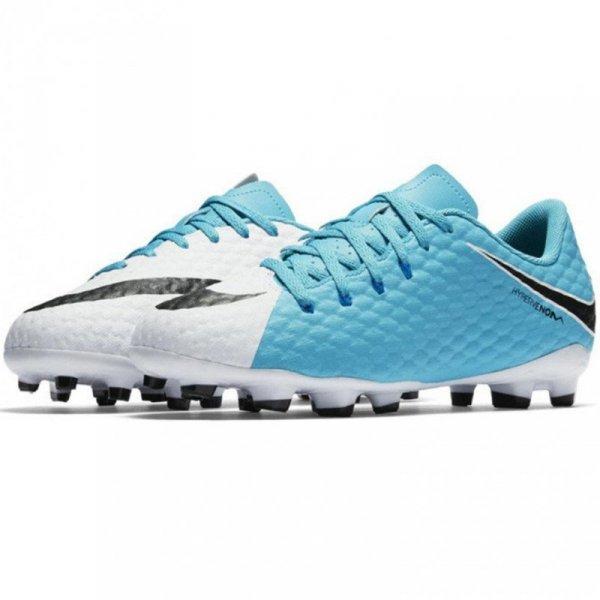 Buty piłkarskie Nike Hypervenom Phelon III FG JR 852595 104