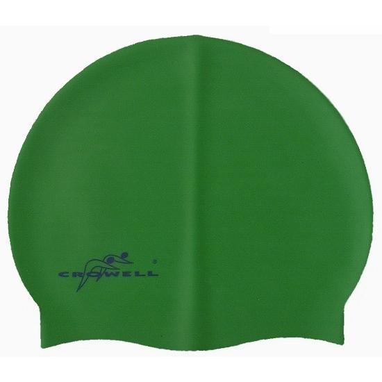 Czepek Crowell jednobarwny j.zielony SC709