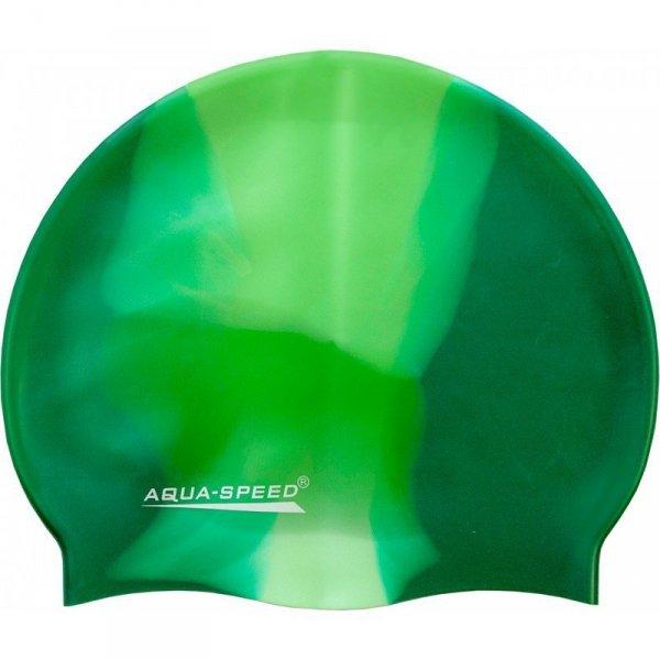 Czepek Aqua-speed Bunt tęczowy kol 63