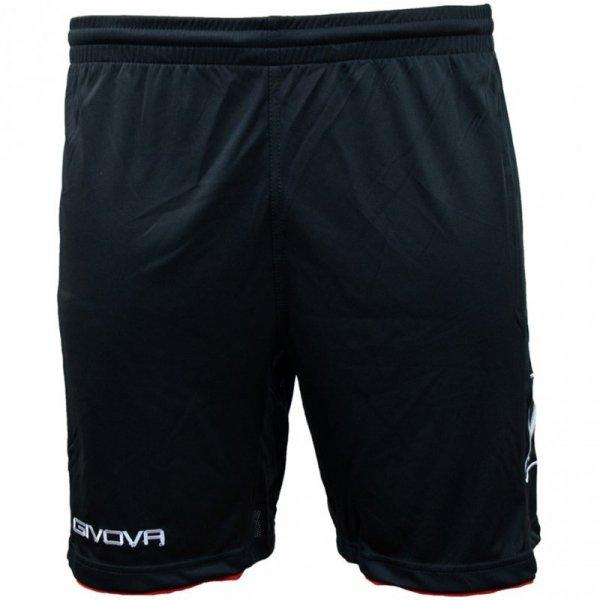 Komplet Givova Kit Vittoria czerwono-czarny KITT04 1210