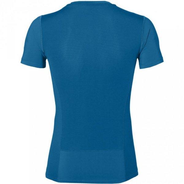 Koszulka męska do biegania Asics Base niebieska 141104 8154