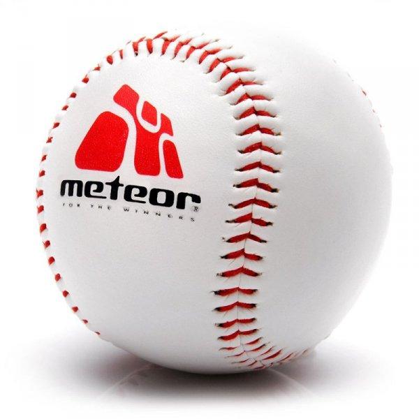 Piłka baseball Meteor syntetyczna 130g 13130