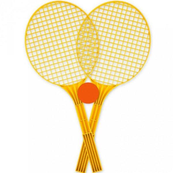 Zestaw do tenisa Soft Duży W03