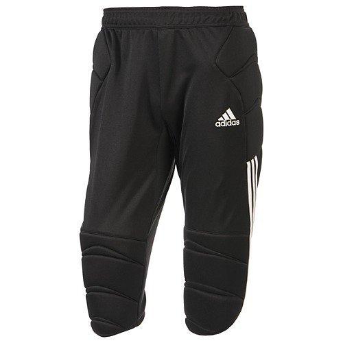 Spodnie bramkarskie dla dzieci adidas Tierro 13 GK 3/4 Pant JUNIOR czarne Z11475
