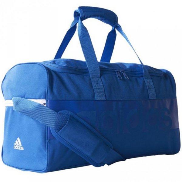 Torba adidas Tiro Linear TB S niebieska BS4757