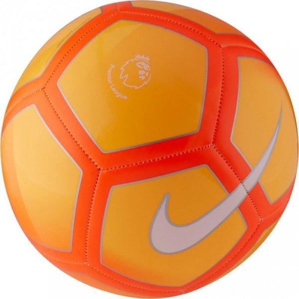 Piłka nożna Nike Pitch pomarańczowa SC3137 886