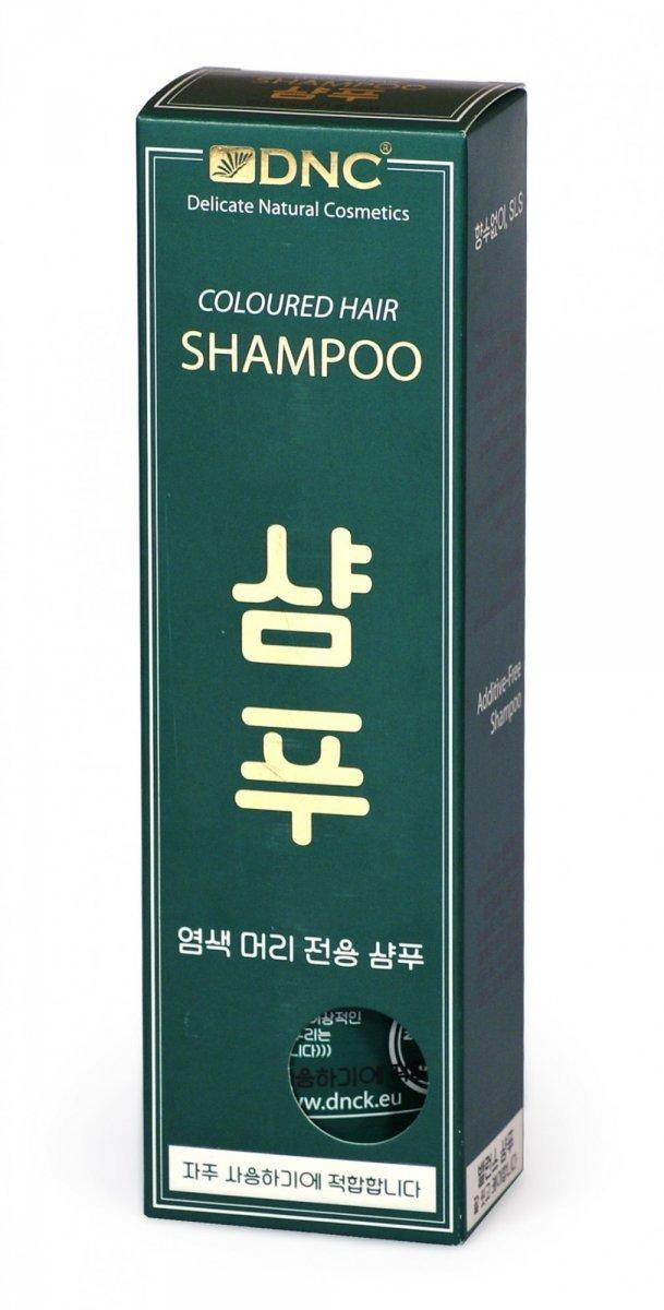 Szampon do Włosów Farbowanych, 250ml Korea