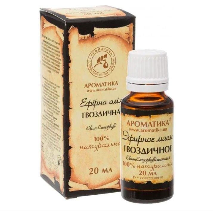 Olejek Goździkowy, 100% Naturalny, Aromatika, 20ml