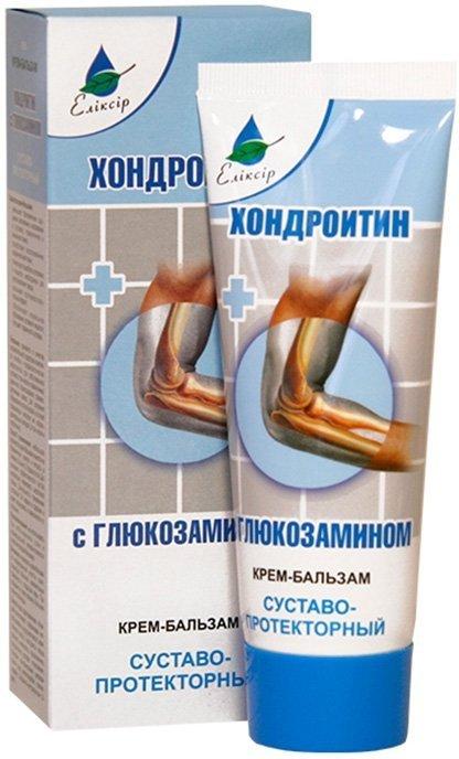 Krem Balsam Chondroityna i Glukozamina, Eliksir
