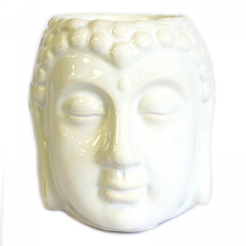 Głowa Buddy Kominek Zapachowy Ceramiczny