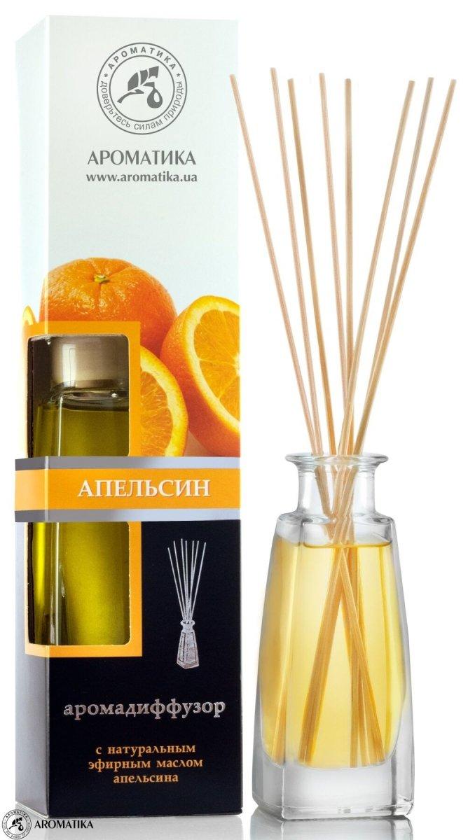 Dyfuzor Zapachu Pomarańcza, Aromatika