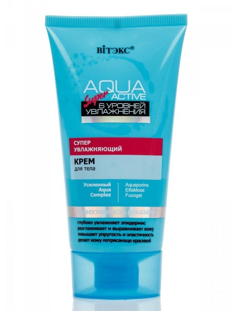 Super Nawilżający Krem do Ciała, Aqua Super Active