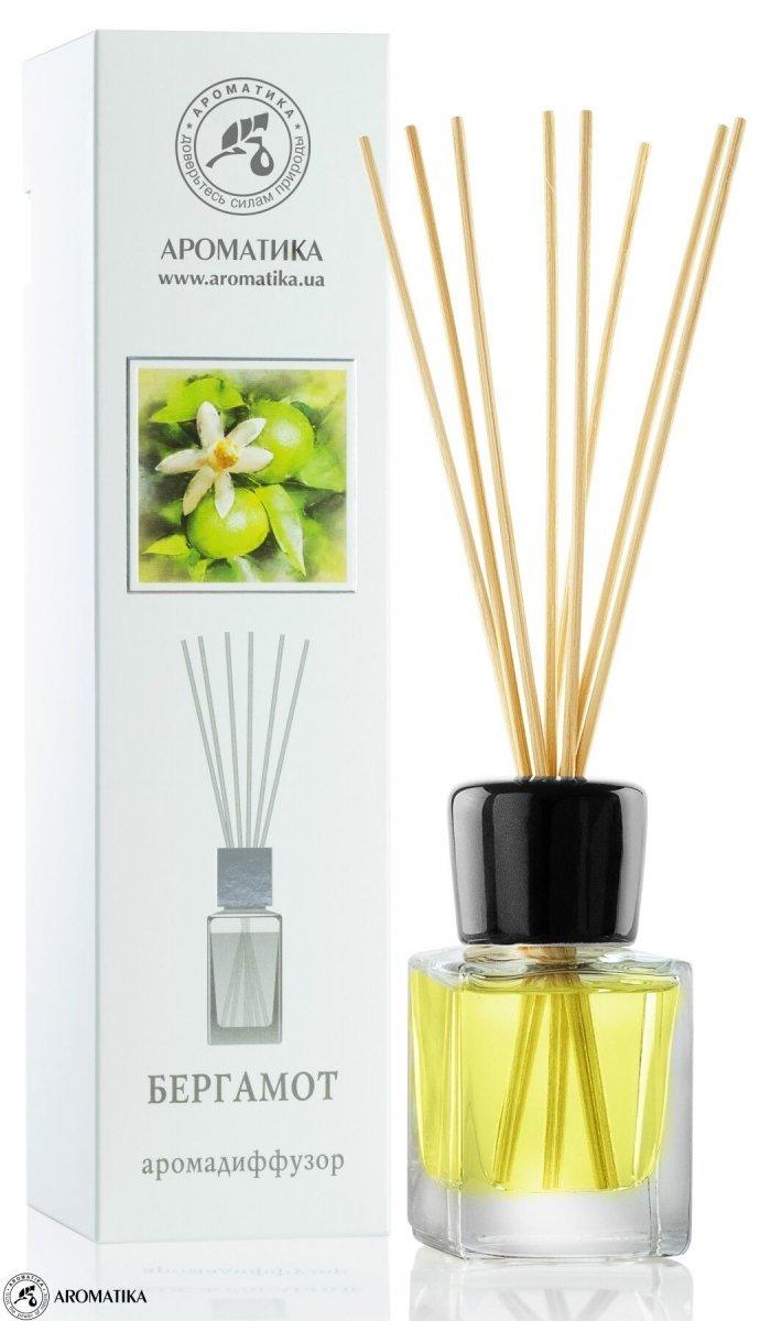 Bergamot Dyfuzor Zapachu, Aromatika