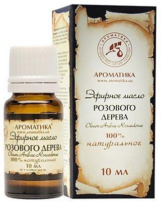 Olejek z Drzewa Różanego, 100% Naturalny, Aromatika, 10ml