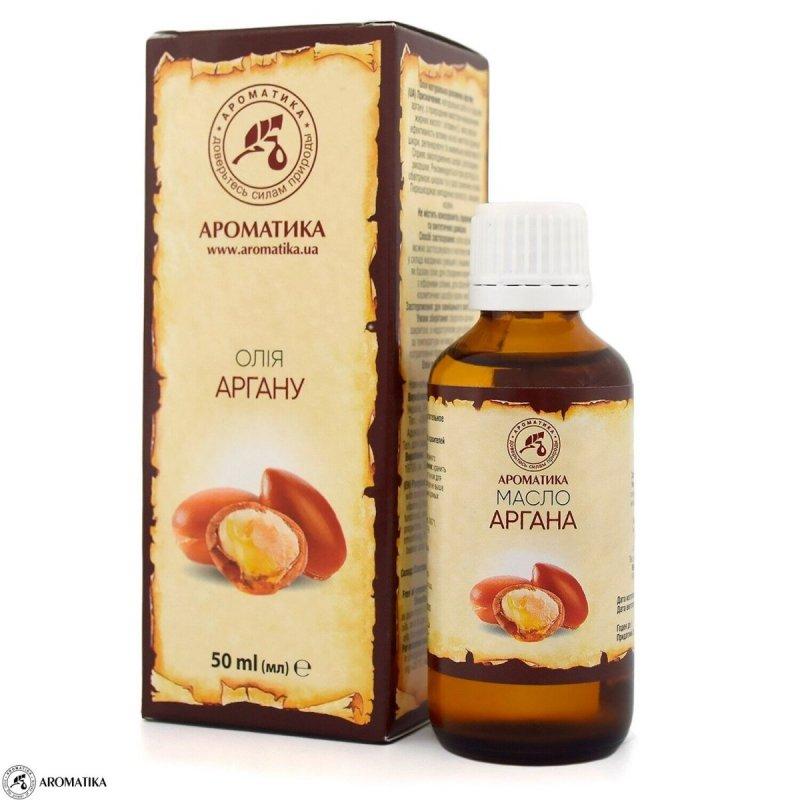 Olej Arganowy, Aromatika, 50ml