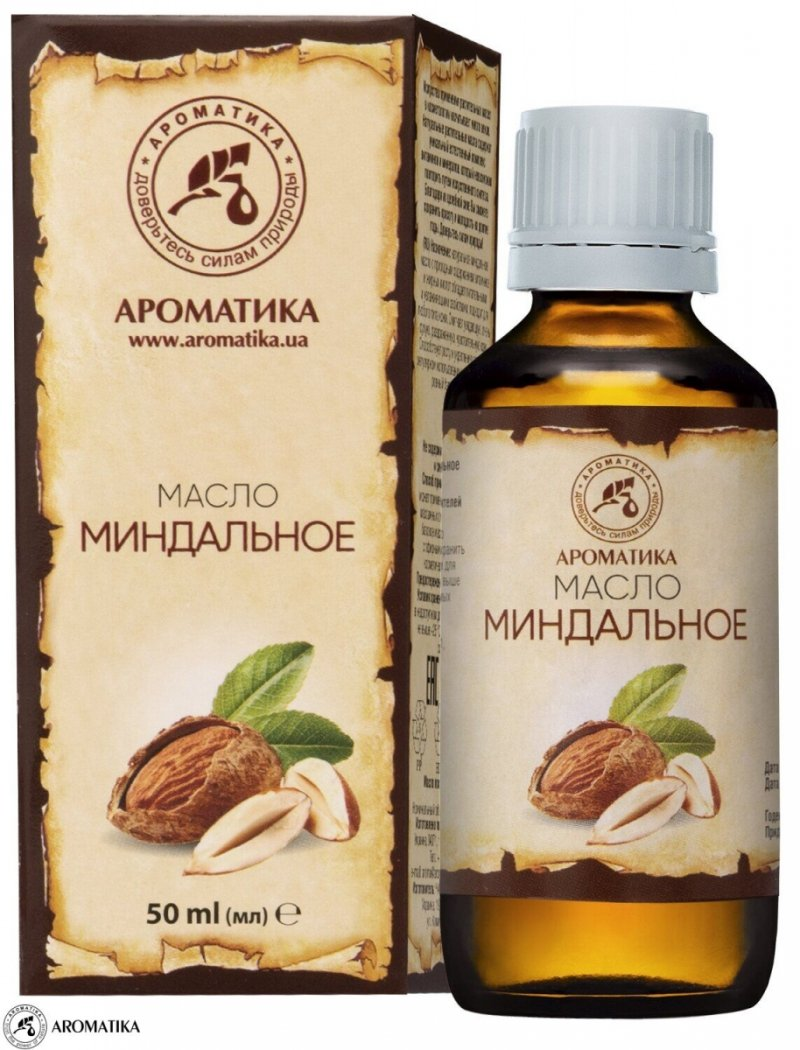 Olej Migdałowy, 100% Naturalny, Aromatika, 50ml
