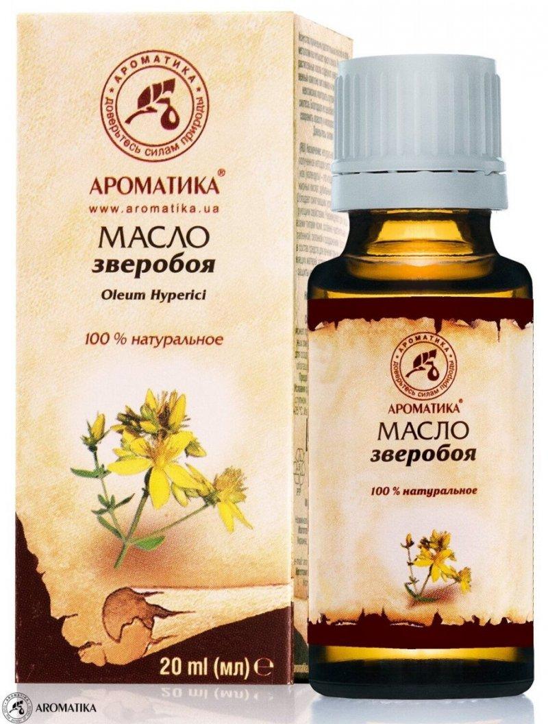 Olej z Dziurawca, Dziurawcowy, Aromatika, 20ml