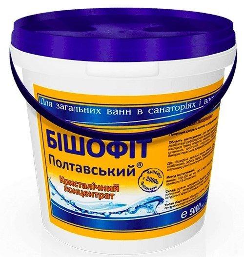 Biszofit Połtawski Koncentrat Kryształowy, 5000 g