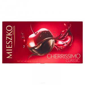 Mieszko Cherrisimo Exclusive Praliny z wiśnią w alkoholu 142 g