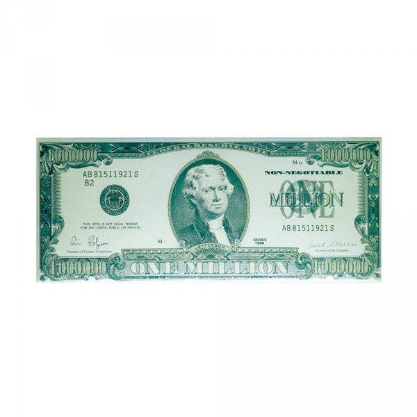 Banknot Dolar Czekolada mleczna Fikar