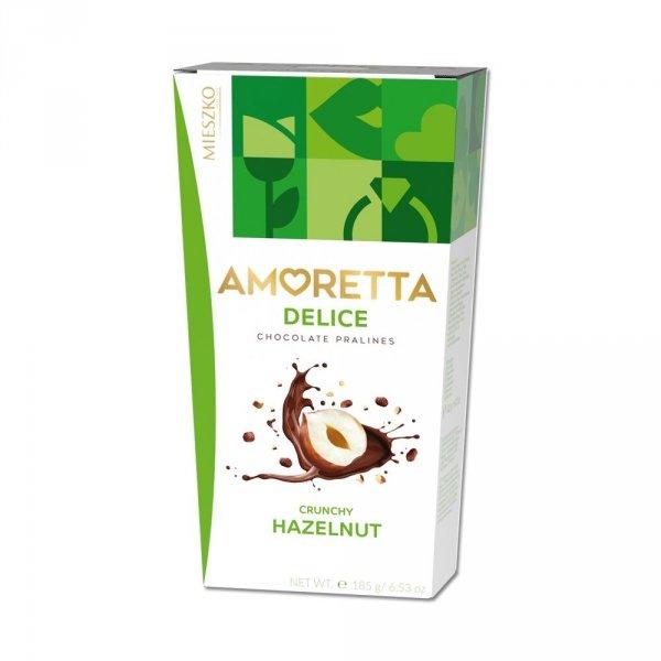 Amoretta delice orzechowa 185g MIESZKO