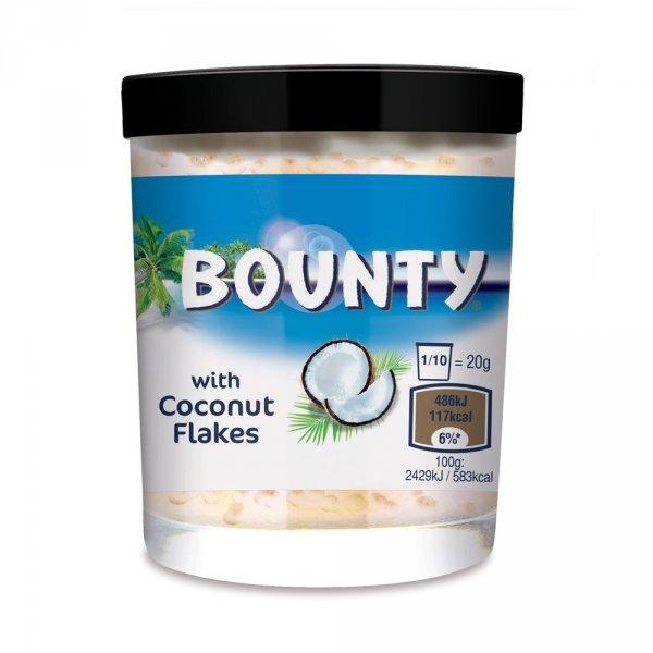 Bounty krem czekoladowo - kokosowy do smarowania 200g