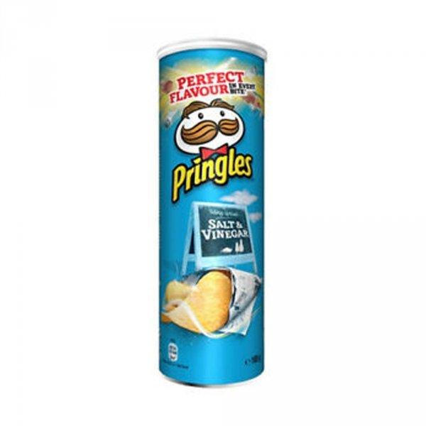 Pringles CHIPSY SALT&VINEGAR 165G