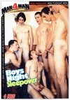 DVD-Boys Night Sleepover