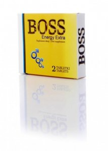 Supl.diety-Boss Energy Extra Ginseng 2 szt.