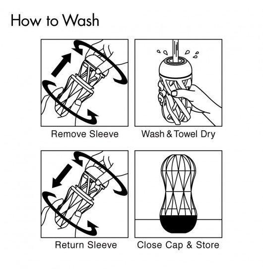 Tenga Air-Tech Squeeze Gentle