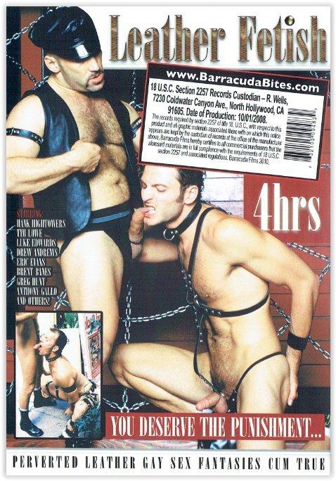 DVD-Leather Fetish