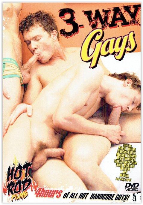 DVD-3-Way Gays