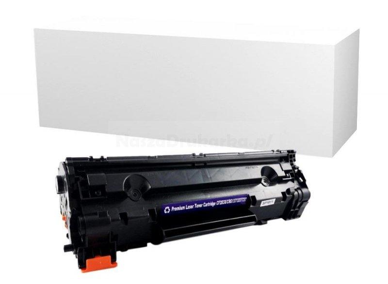 Toner HP-83X CF283X / CRG737