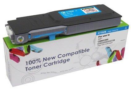 Toner Cartridge Web Cyan Dell 2660 zamiennik 593-BBBT