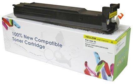 Toner Cartridge Web Yellow Minolta Bizhub C30P zamiennik A06V254