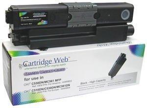 Toner Cartridge Web Black OKI C511 zamiennik 44973508