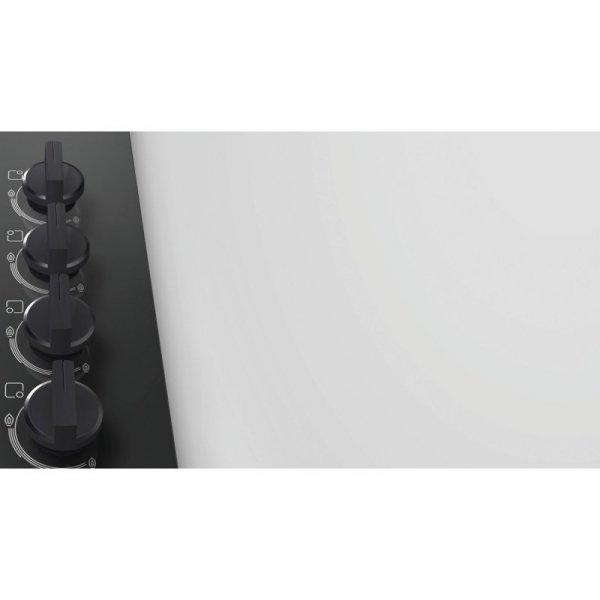 Płyta gazowa BOSCH POP 6B6B80 (4 pola grzejne; kolor czarny)