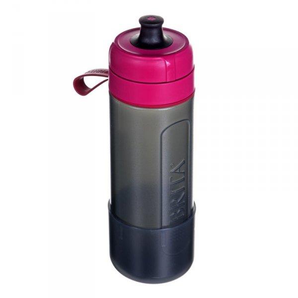 Butelka BRITA Fill&Go Active (kolor różowy)