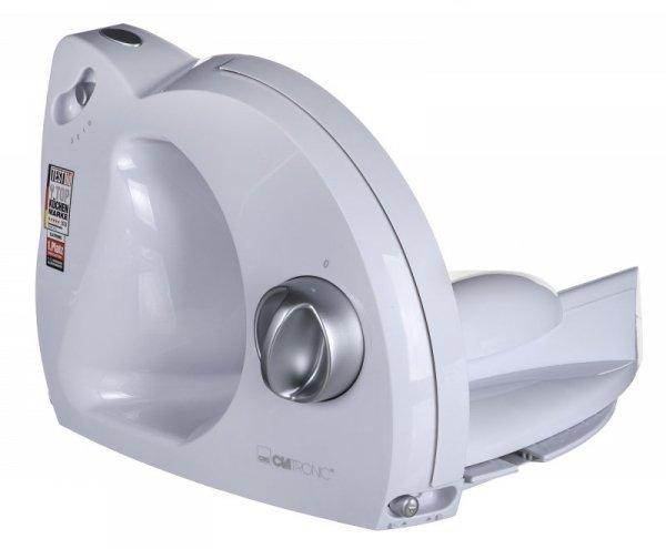 Krajalnica elektryczna Clatronic AS 2958 biała (130W; kolor biały)