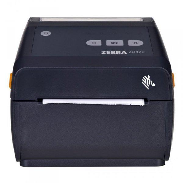 Drukarka etykiet ZEBRA ZD42042-T0E000EZ (Termotransferowa; USB; 203 dpi)