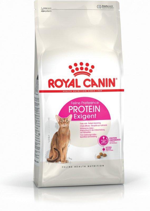 Karma Royal Canin FHN EXIGENT 42 Protein (10 kg )