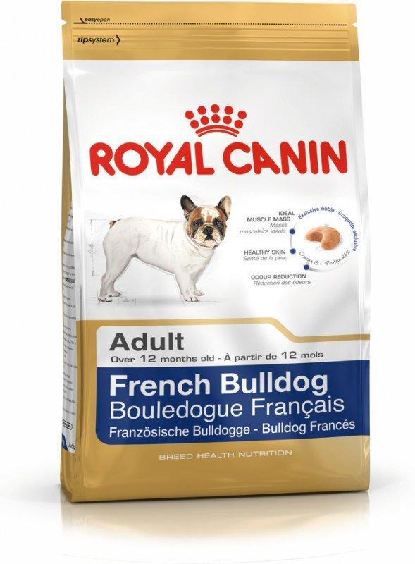 Karma Royal Canin SHN Breed FR Bulldog (1,50 kg )