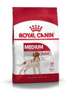Karma Royal Canin Food Medium Adult (15 kg )