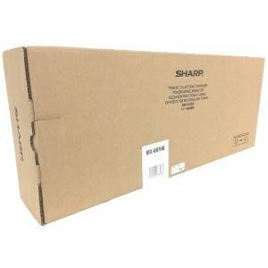 Sharp Pojemnik na zuz. toner MX-601HB 50K zastepuje MX-607