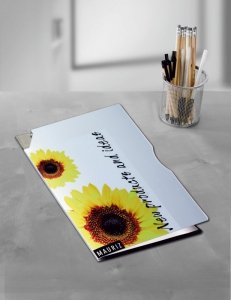 Folie samoprzylepne A4 0.17mm przezroczyste INK 50 ark. ZF2501 AVERY ZWECKFORM
