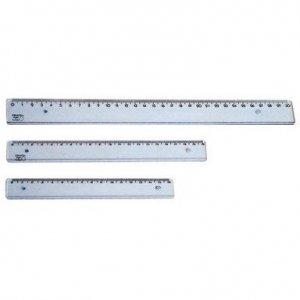 Linijka PRATEL 16cm 1014 ML103-00 MemoBe