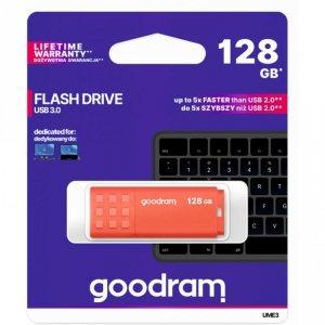 Pamięć USB GOODRAM 128GB UME3 pomarańczowy USB 3.0 UME3-1280O0R11